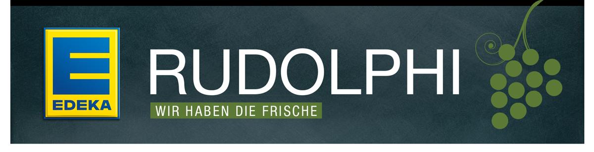 Edeka Rudolphi Logo